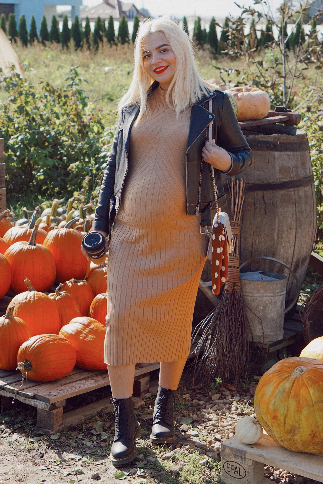 Doskonała jesienna stylizacja z torebką Furla